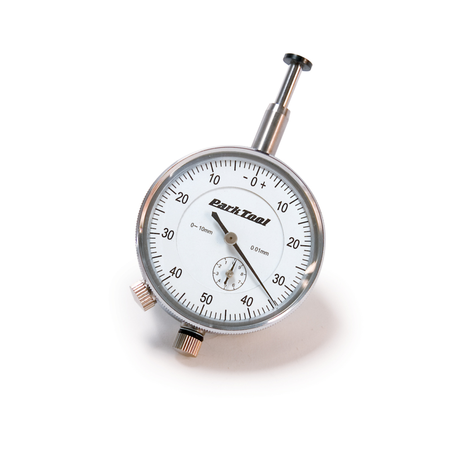 The Park Tool DT-3i Dial Indicator for DT-3, enlarged