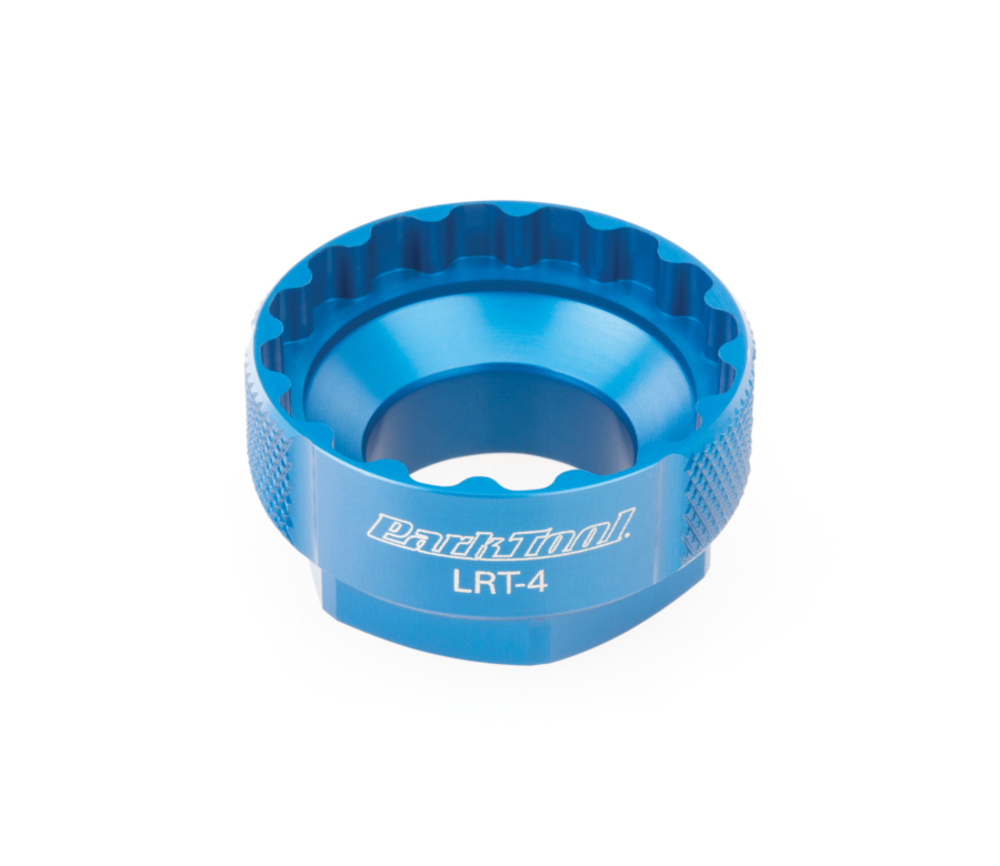Side view of Park Tool's LRT-4 Lockring Tool Shimano® Direct Mount, enlarged