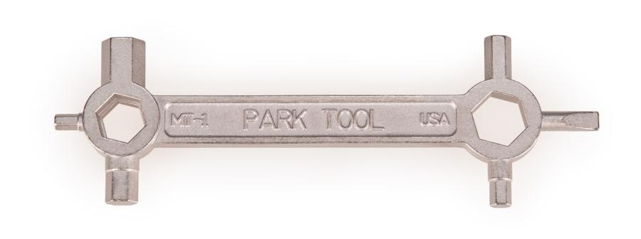The Park Tool MT-1 Multi-Tool, enlarged