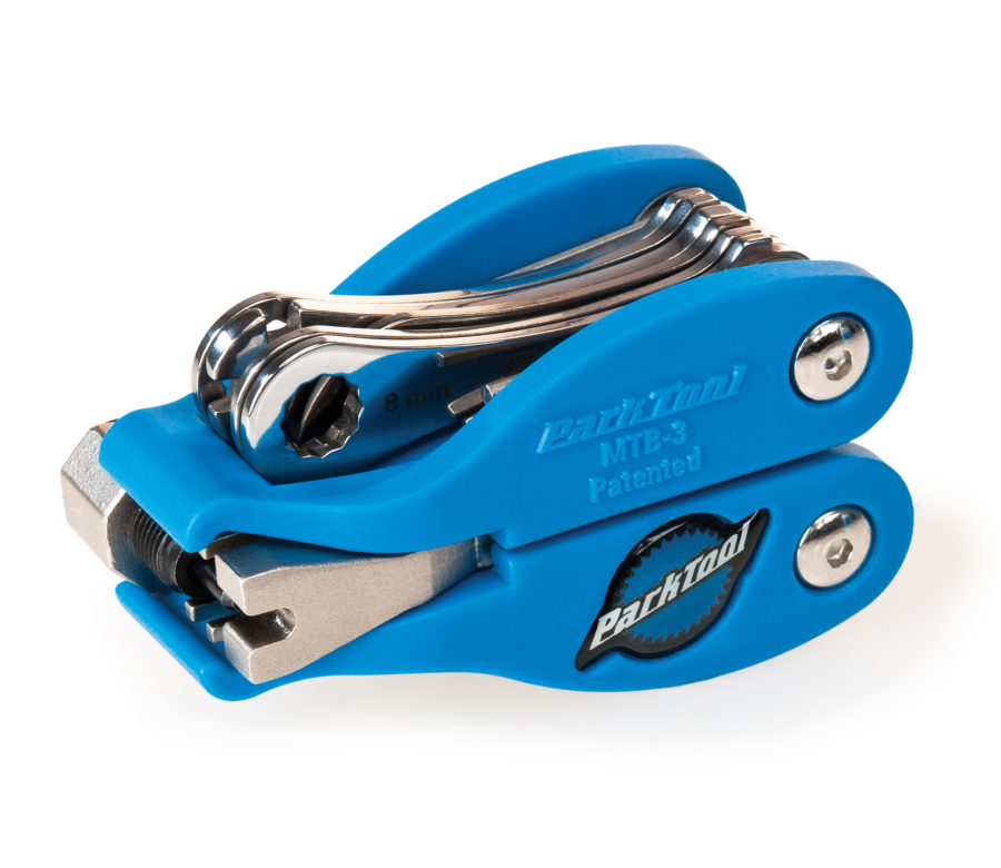 Top of Park Tool MTB-3 Rescue Tool, enlarged