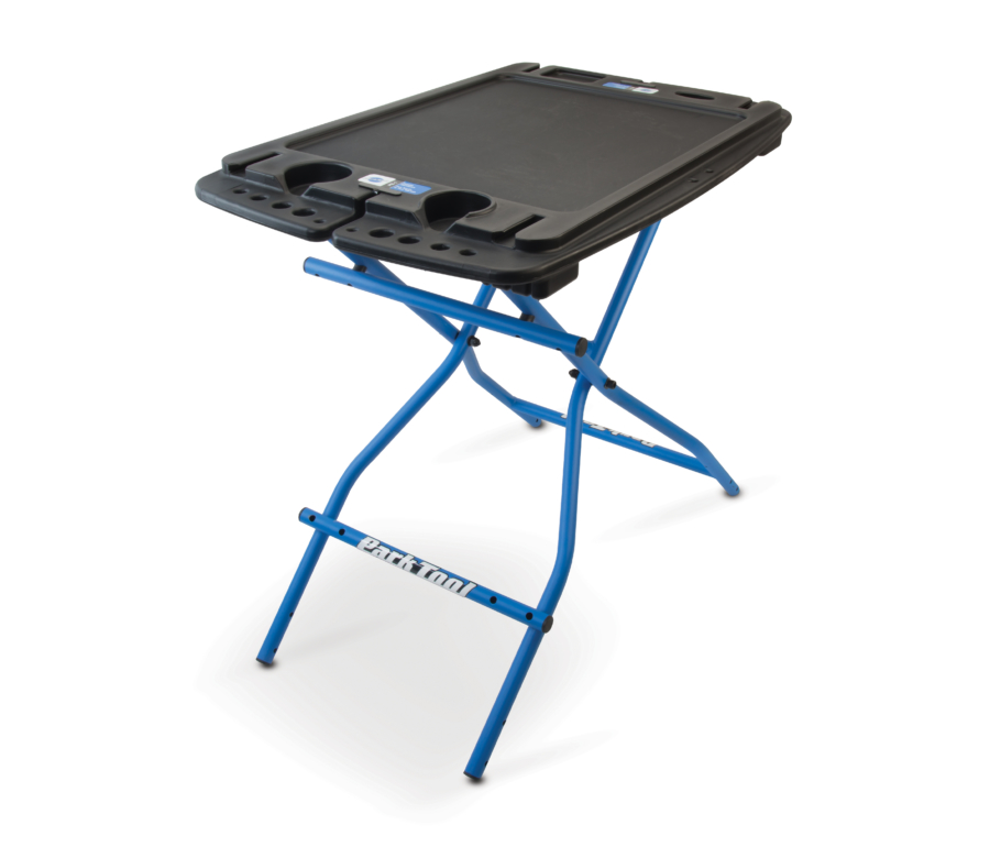 Empty Park Tool PB-1 Portable Workbench, enlarged
