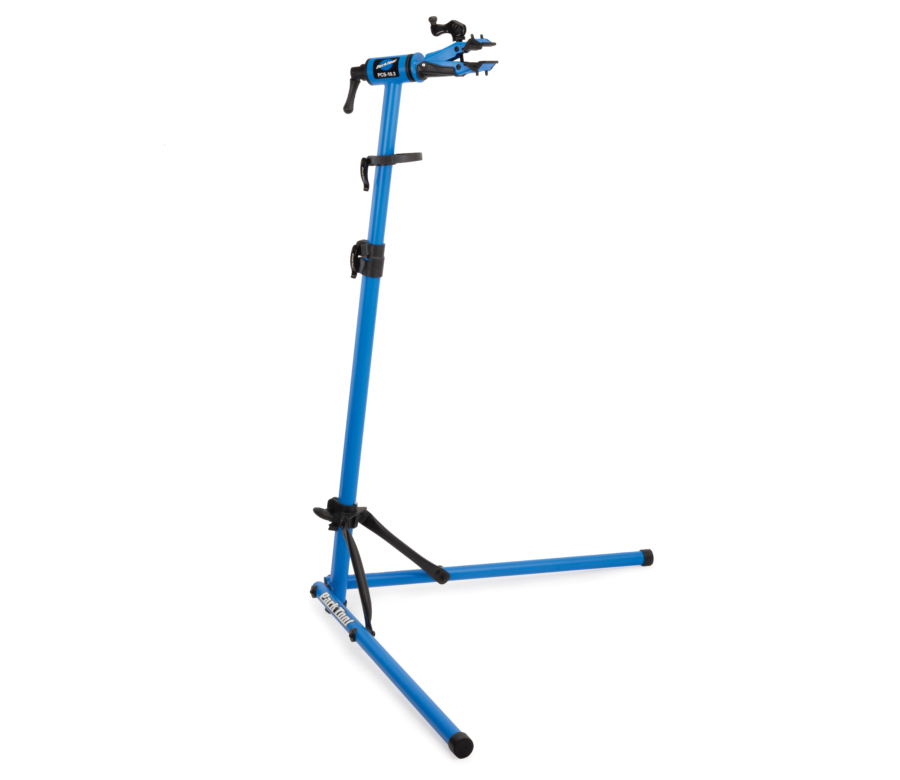 The Park Tool PCS-10.3 Deluxe Home Mechanic Repair Stand, enlarged