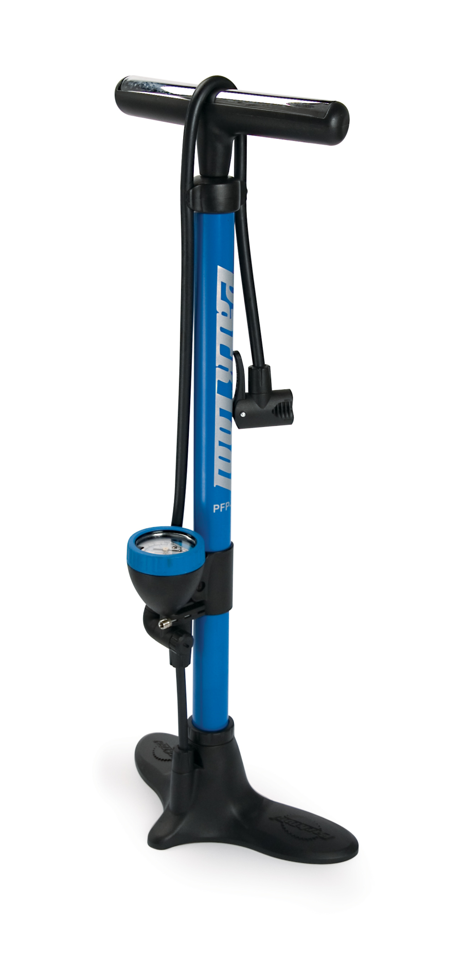 The Park Tool PFP-3 Home Mechanic Floor Pump, enlarged