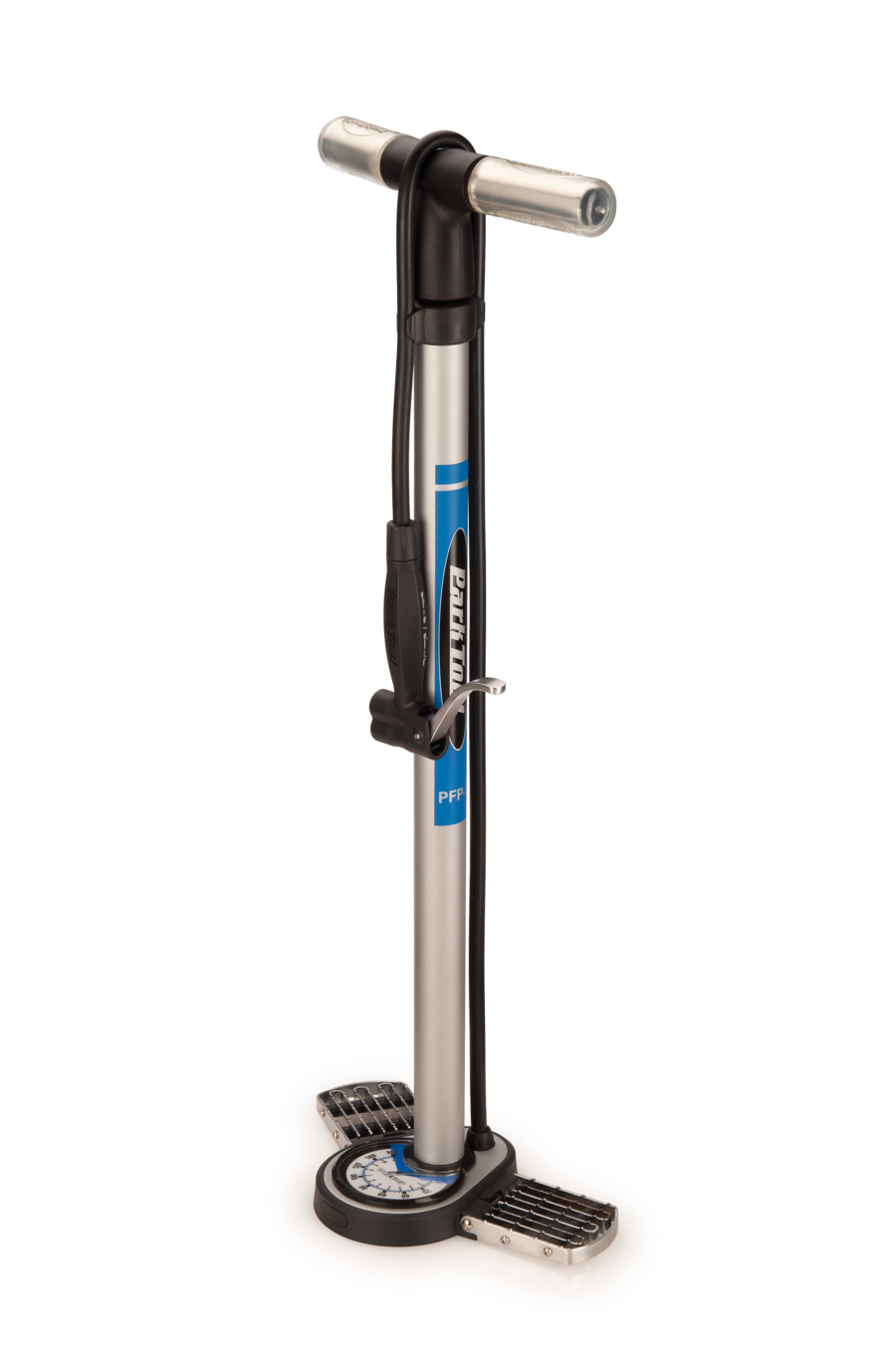 The Park Tool PFP-7 Professional Mechanic Floor Pump, enlarged