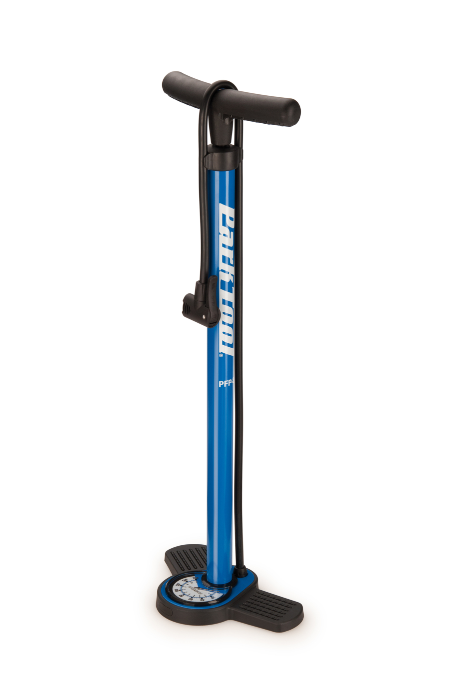 The Park Tool PFP-8 Home Mechanic Floor Pump, enlarged