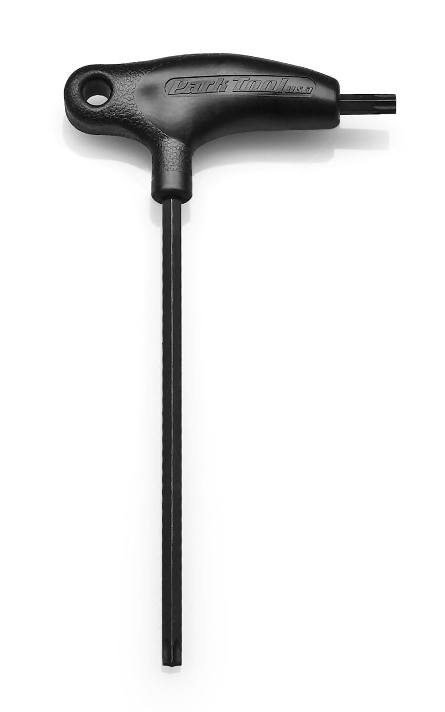 Previous version of the Park Tool PH-T40 T40 P-Handle Torx® Compatible Wrench with black handle, enlarged
