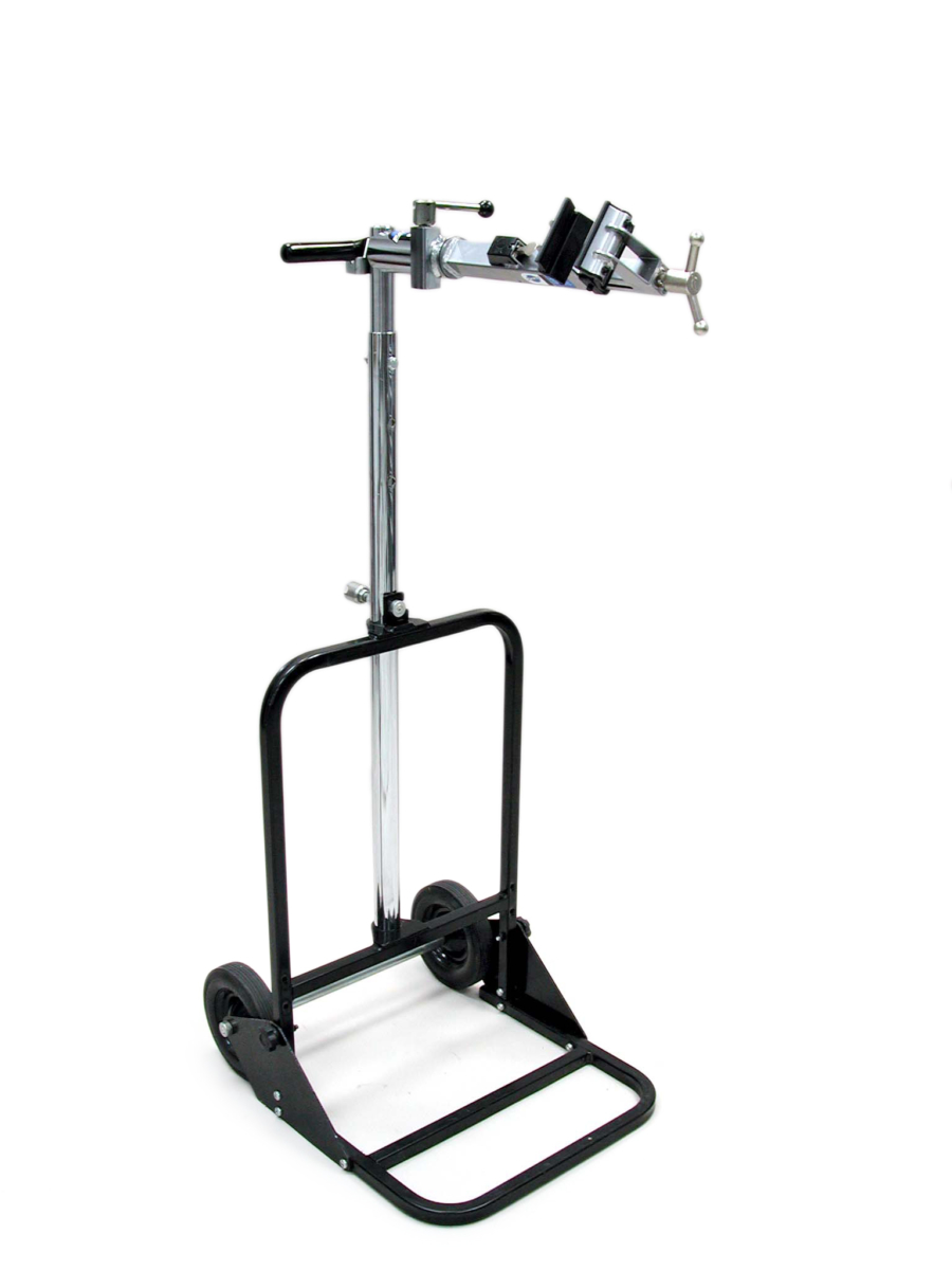 The Park Tool PRS-13 Professional Mobile Repair Stand, enlarged