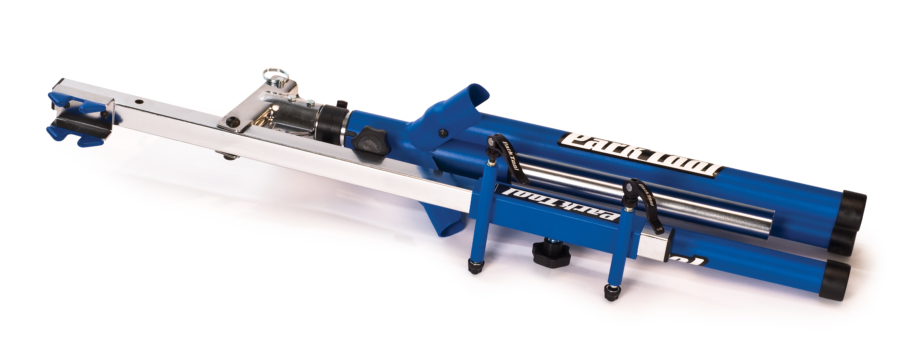 The Park Tool PRS-20 Team Race Stand folded, enlarged