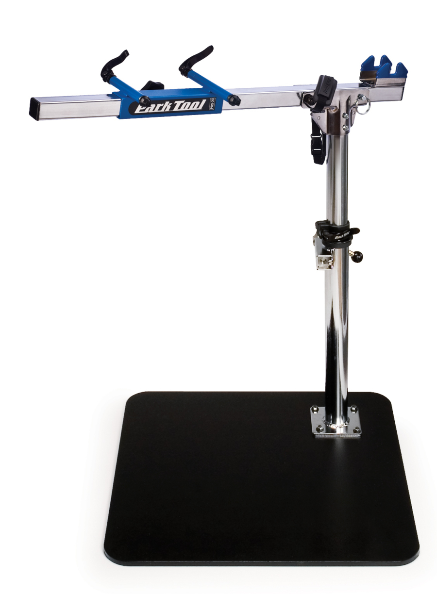 The Park Tool PRS-23 Bottom Bracket Cradle Repair Stand, enlarged