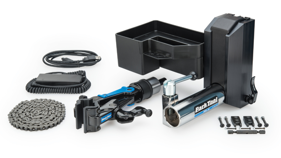 The Park Tool PRS-33 AOK Second Arm Add-On Kit, enlarged