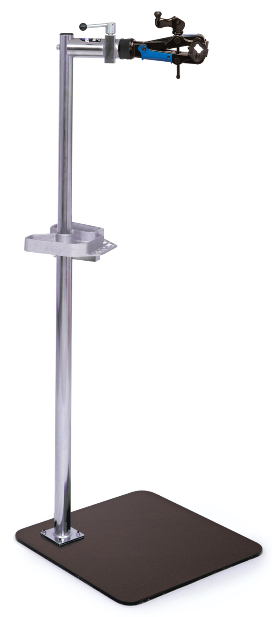 The Park Tool PRS-3OS-2 Deluxe Single Arm Repair Stand, enlarged
