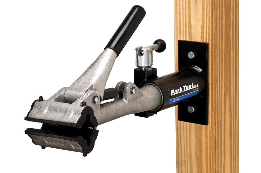 Deluxe Wall Mount Repair Stand Park Tool