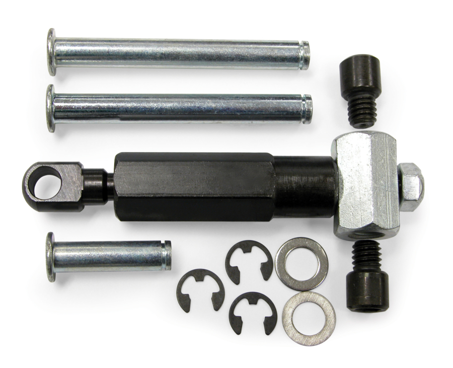 Contents of the Park Tool PRS-CRK, Clamp Rebuild Kit, enlarged