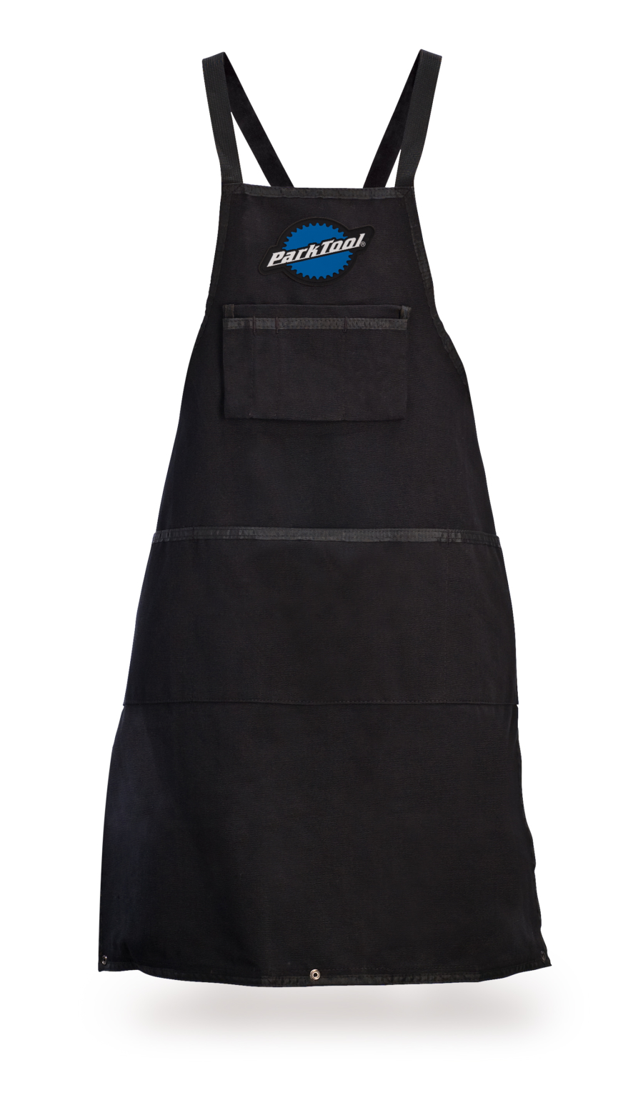 Front of the Park Tool SA-3, Heavy Duty Shop Apron, enlarged