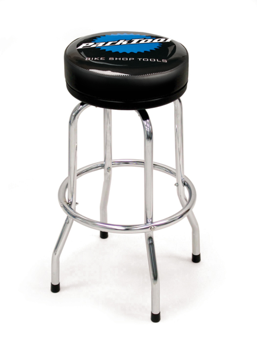 The Park Tool STL-1.2 Shop Stool, enlarged