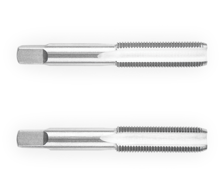 """The Park Tool TAP-6 Pedal Tap Set — 9/16"""", enlarged"""