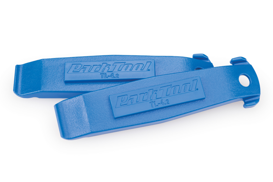 The Park Tool TL-4.2 Tire Lever Set, enlarged