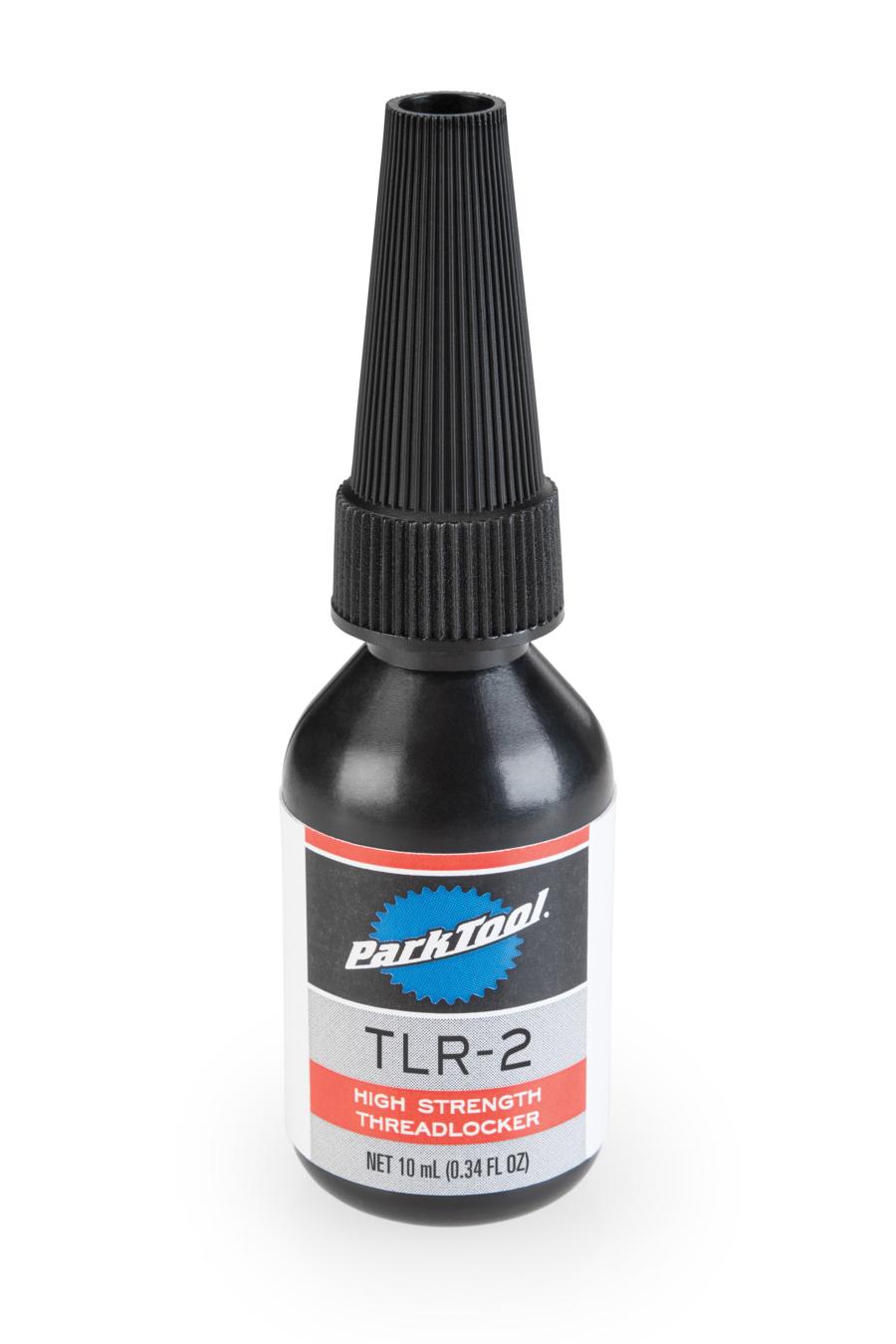 The Park Tool TLR-2 High Strength Threadlocker, enlarged