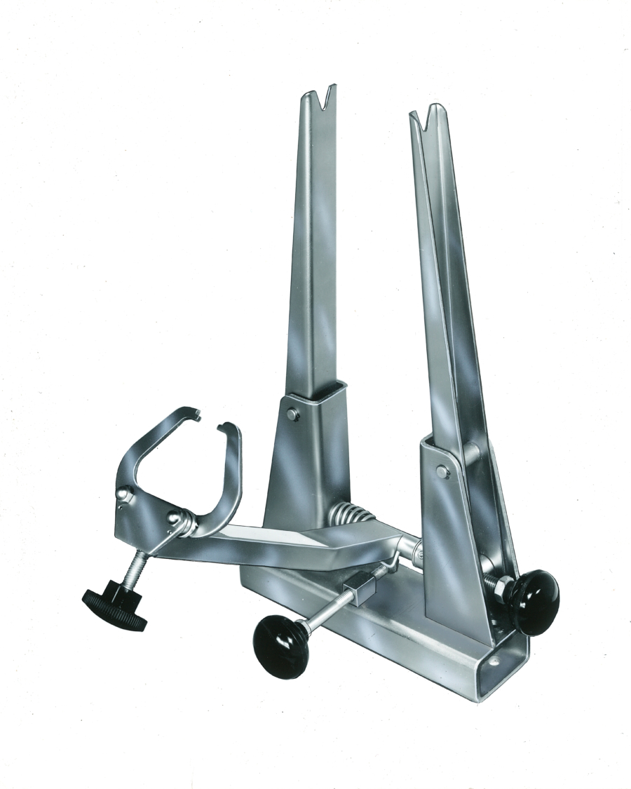 TS-1 Wheel Truing Stand, enlarged