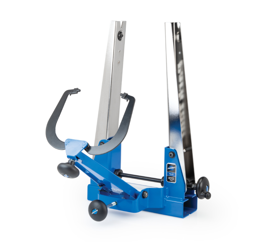 Park Tool TS-4.2 Professional Wheel Truing Stand, enlarged