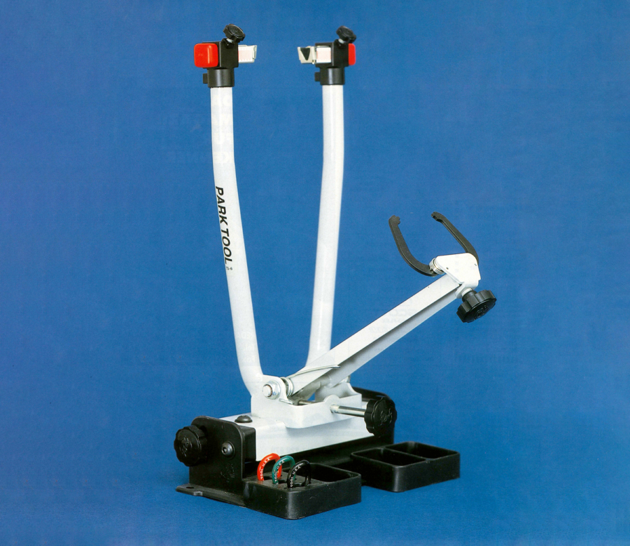 TS-6 Home Mechanic Wheel Truing Stand, enlarged