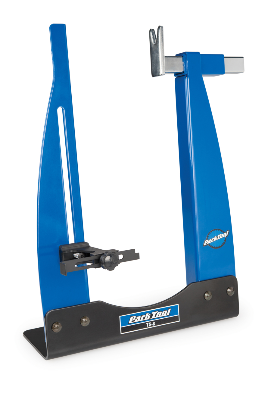 The Park Tool TS-8 Home Mechanic Wheel Truing Stand, enlarged