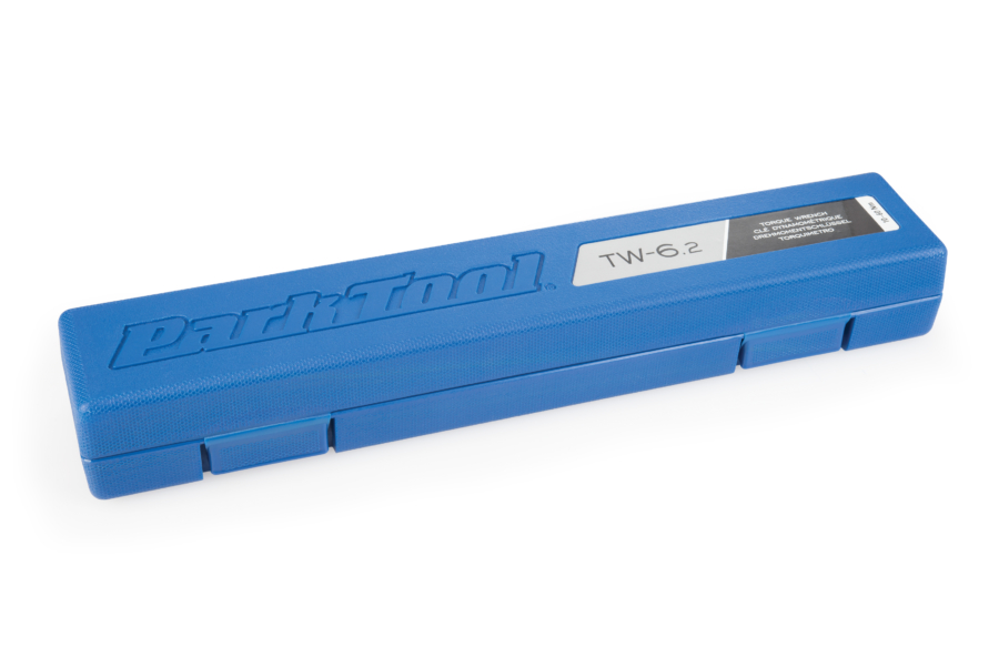 Case for The Park Tool TW-6.2 Ratcheting Click-Type Torque Wrench, enlarged