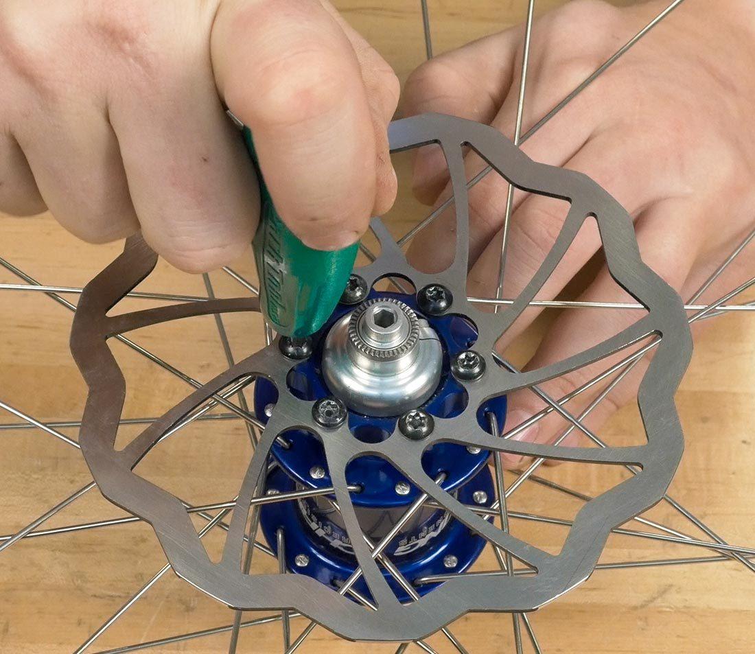 Disc Brake Rotor Removal & Installation | Park Tool