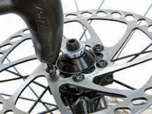kodiak disc brake installation manual