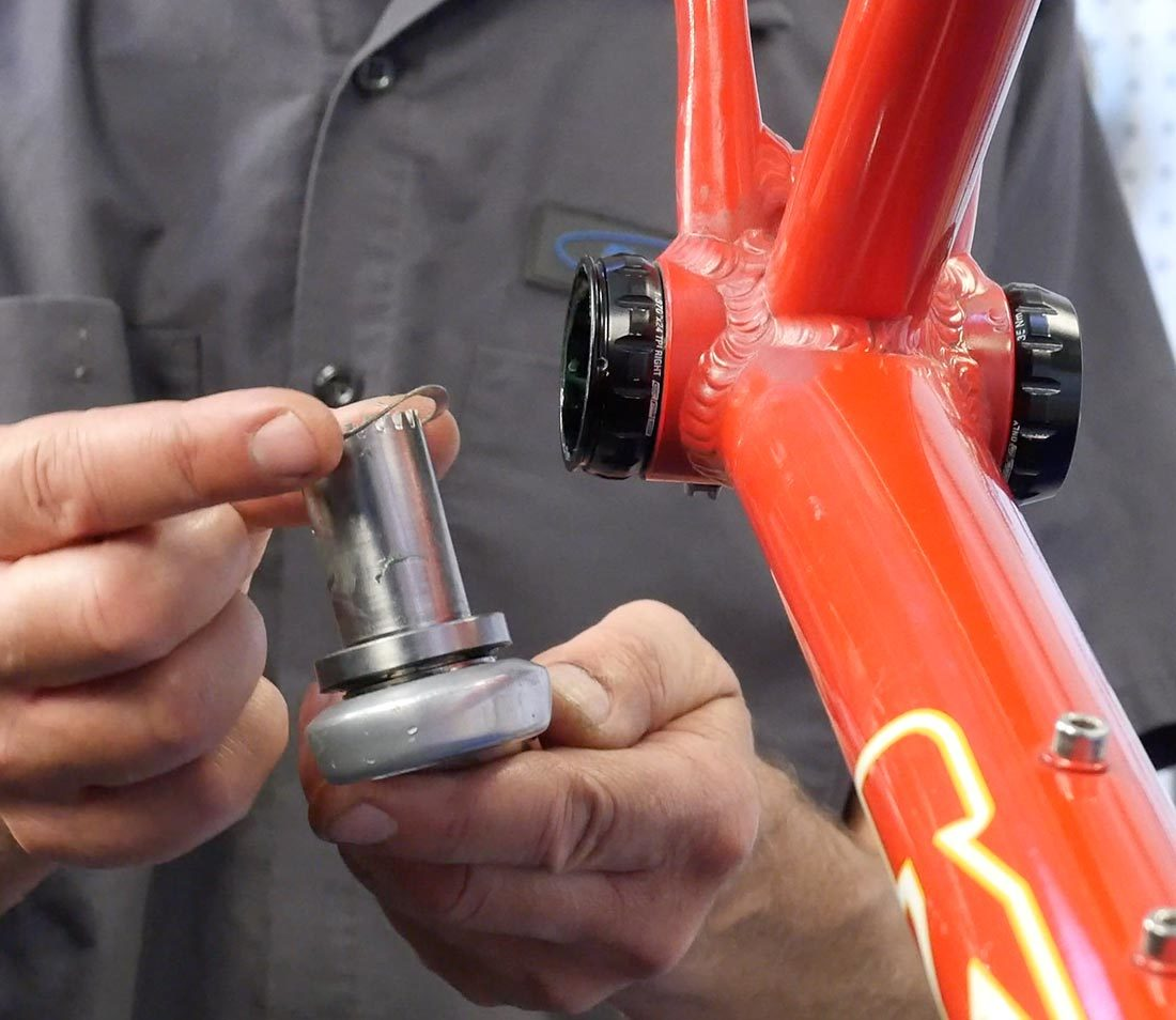 Bb Campy Ultra Torque Wave Washer