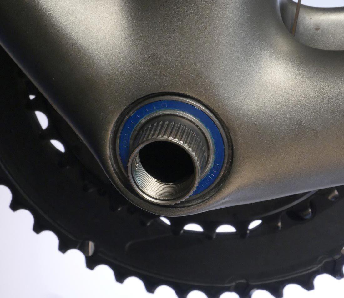 Trek® BB90 bottom bracket shell
