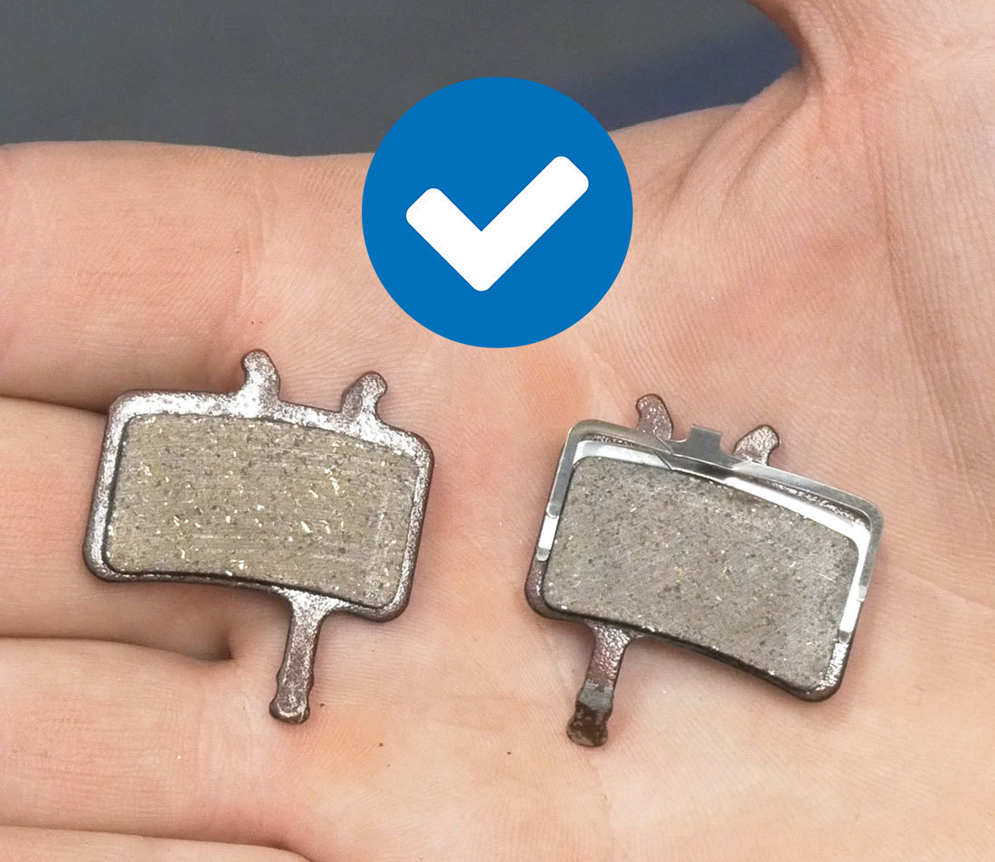Proper clip orientation