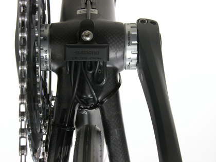 Di2 Shimano 174 Electronic Intelligent System Installation