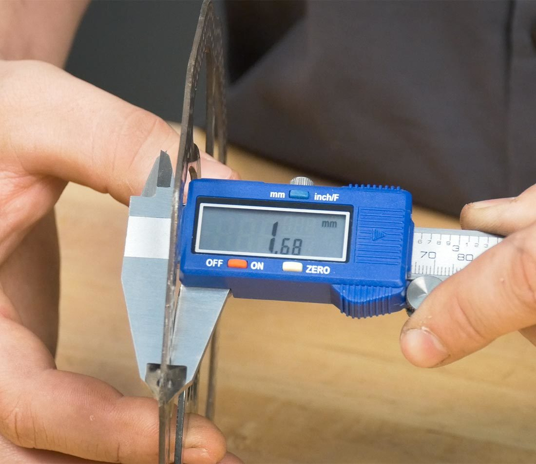 Disc Wear Measurement