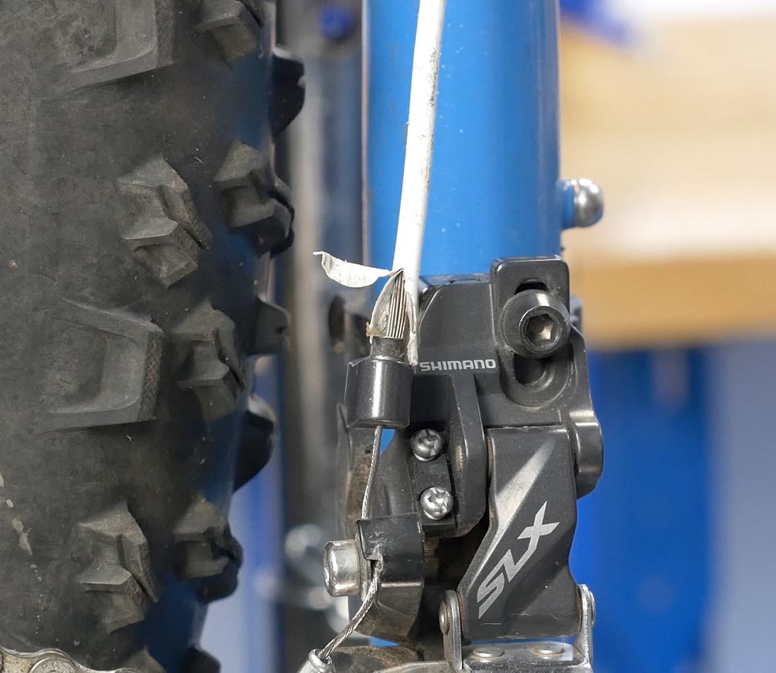 Front Derailleur — Advanced Troubleshooting | Park Tool