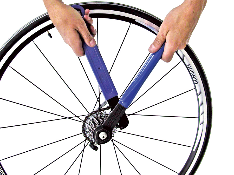 Cassette And Freewheel Removal And Installation Park Tool