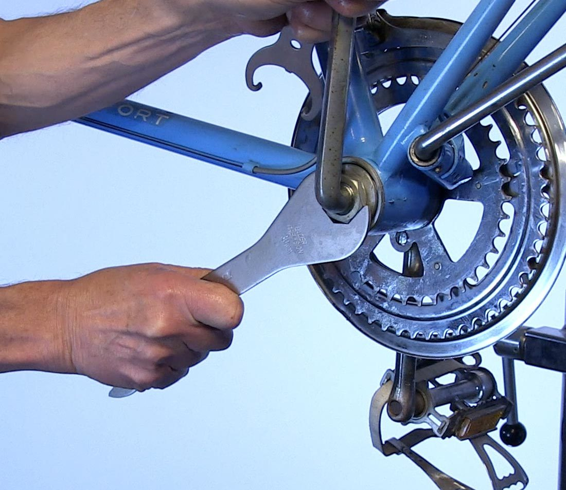 One-Piece crankset