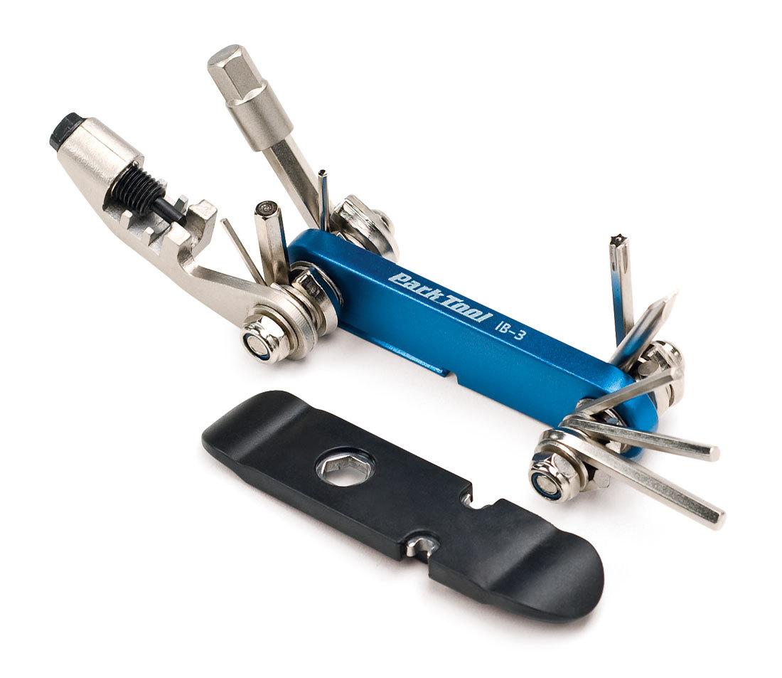 The Park Tool IB-3 multi-tool