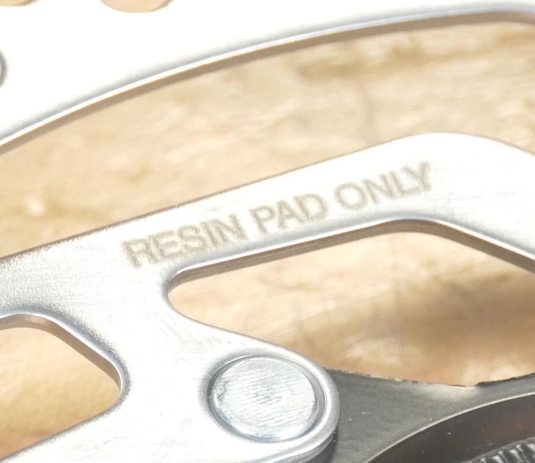 Resin Pad Only