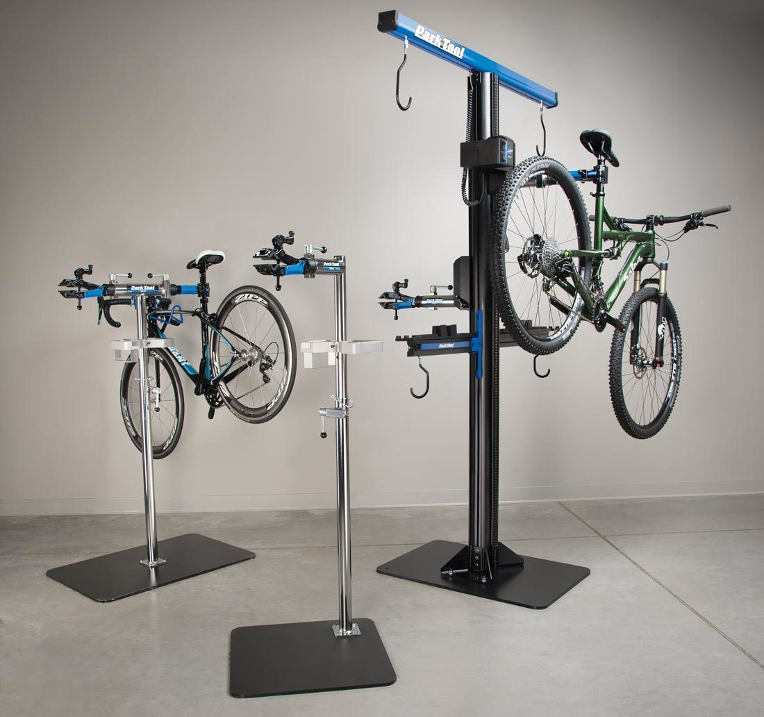 Repair Stand Comparison Guide Park Tool