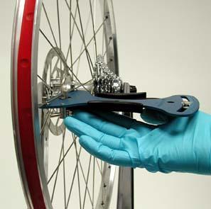 Wheel Tension Measurement | Park Tool