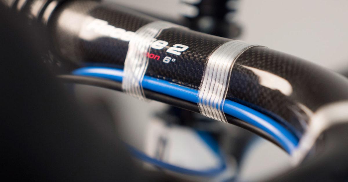 Evo Classic Tape Blue Road Bike Foam Handlebar bicycle