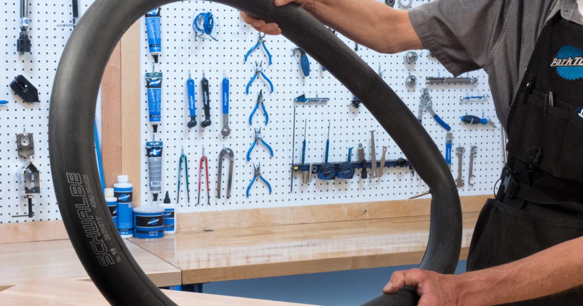 Inner Tube Repair Park Tool