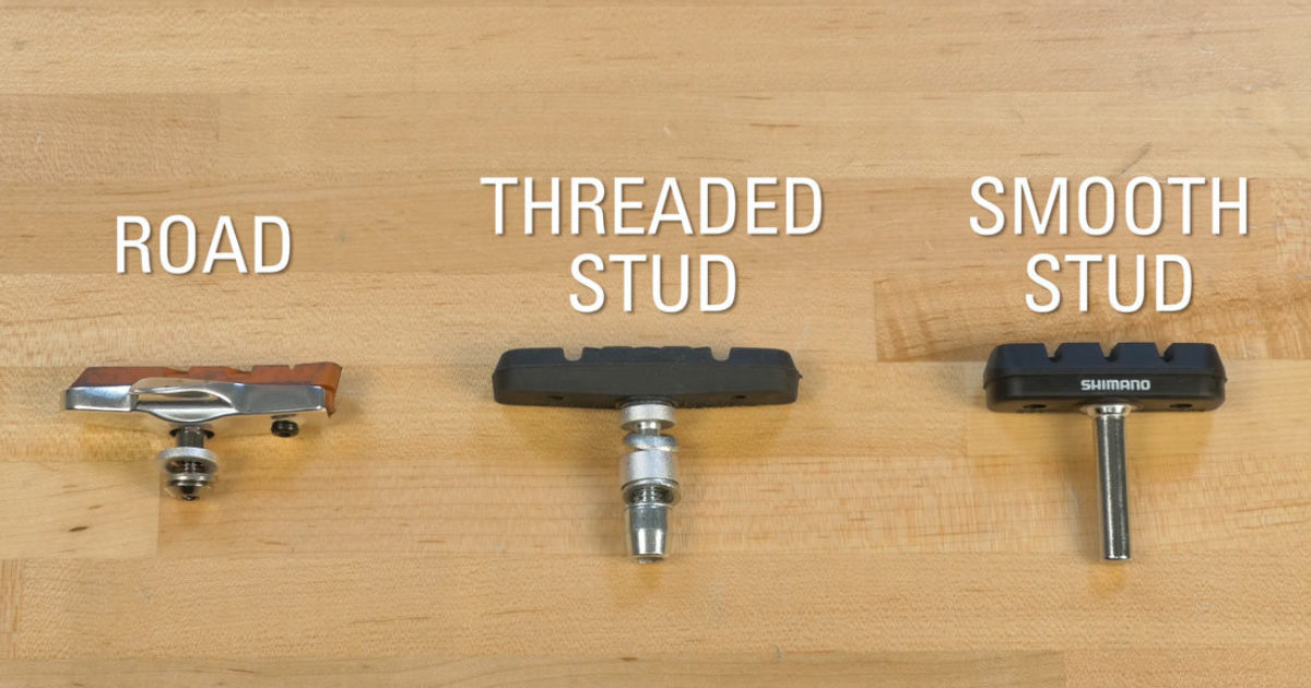 Bicycle-Cycle Bike 70mm Offset Cantilever Brake Blocks-Pads-Shoes