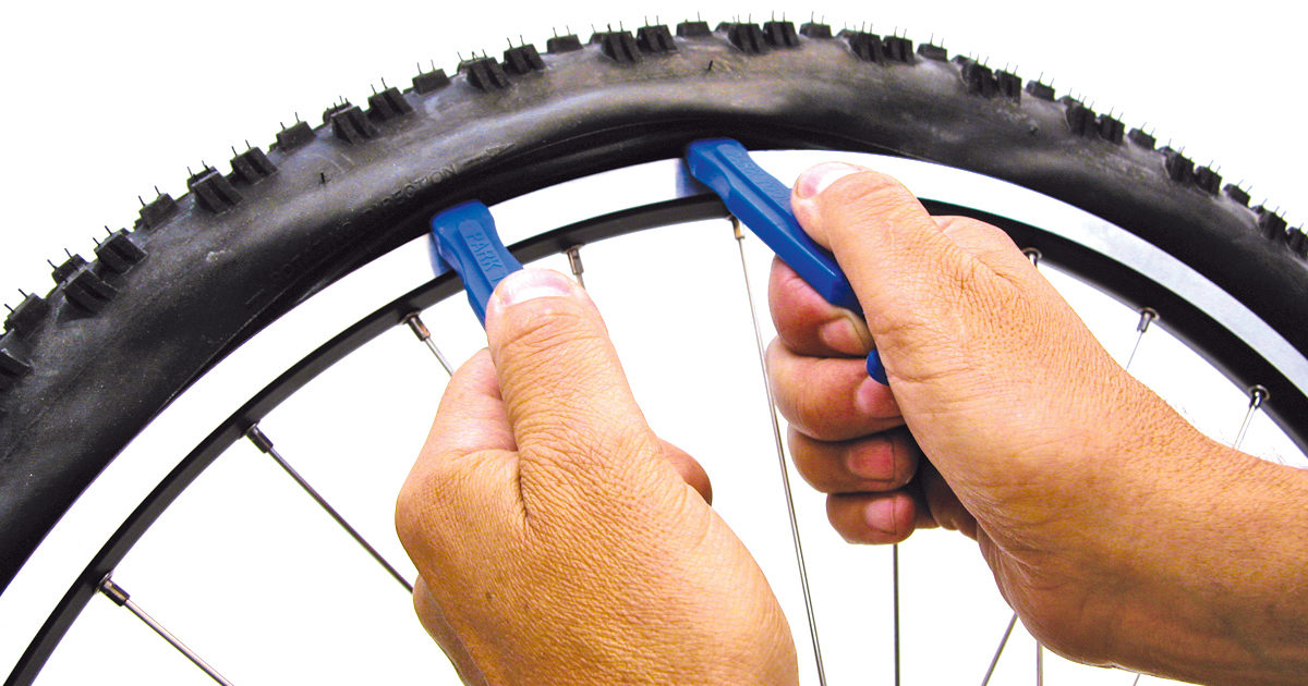 Tire And Tube Removal And Installation Park Tool