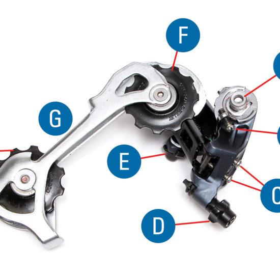 Rear Derailleur Adjustment | Park Tool