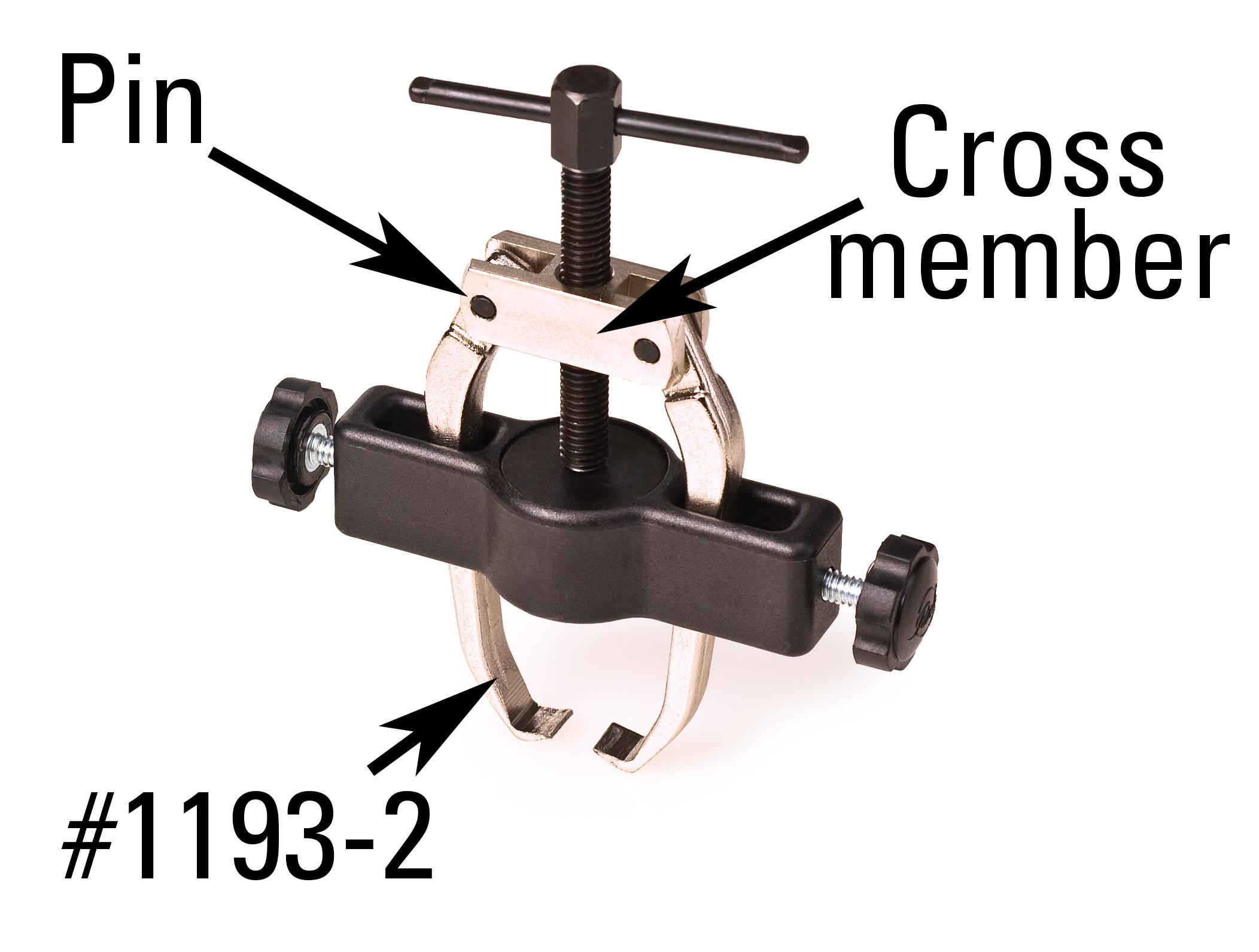 Figure 1. CPB-3 puller
