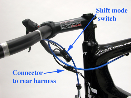 di2_552 di2 shimano� electronic intelligent system installation park tool wire harness diagram at creativeand.co