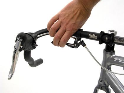Figure 1. In-line brake levers