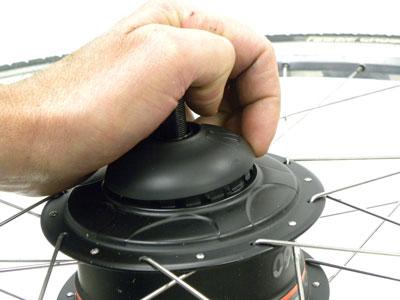Figure 51. Remove plastic cap